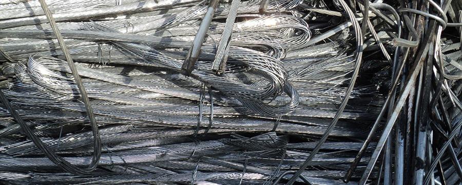 Прием электротехнического алюминия